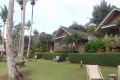 Die Bungalows im Away Resort